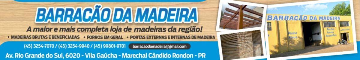 Barracão da Madeira