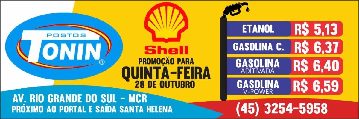 Posto Tonin – Shell Box